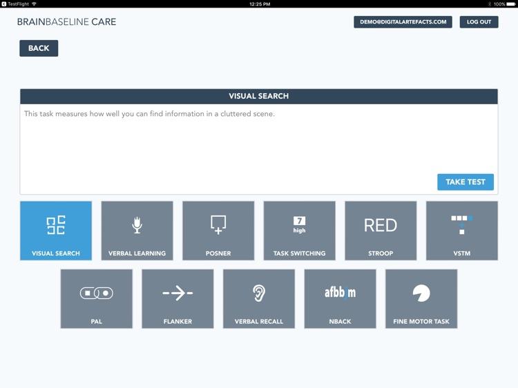 BrainBaseline CARE: Cancer & Brain Health Study screenshot-3