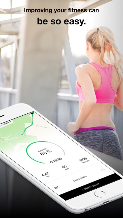 Running Distance Tracker, Goals Fitness Trainer