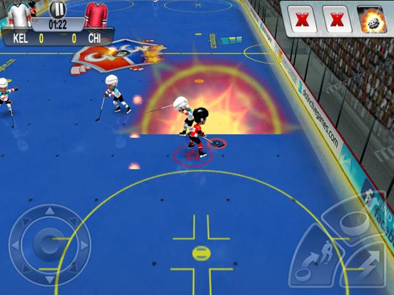Arcade Hockey 18-ipad-1