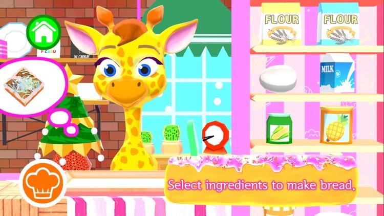 Picabu Bakery Story screenshot-0