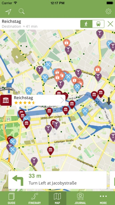 Berlin Travel Guide - mTrip Screenshot 3