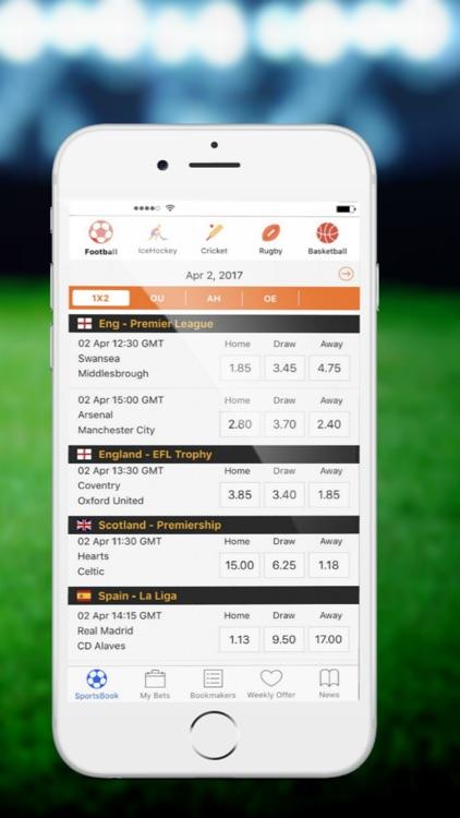 Sportsbet - Sport Betting Tips