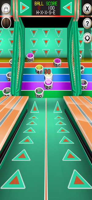 Skee-Ball Plus Screenshot