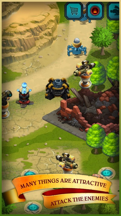 City Tower Defense 3 screenshot-2