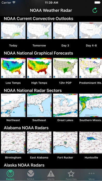 Noaa Weather Radar review screenshots