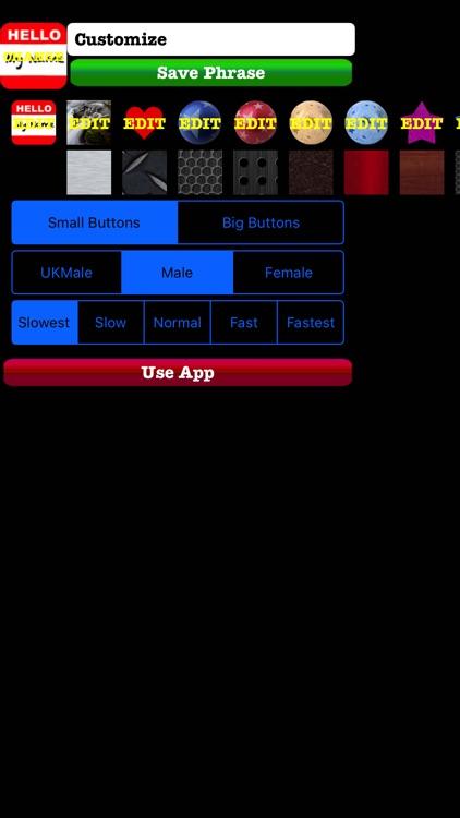 Autism Speaking Soundboard: GuyTalk by AutoVerbal screenshot-3