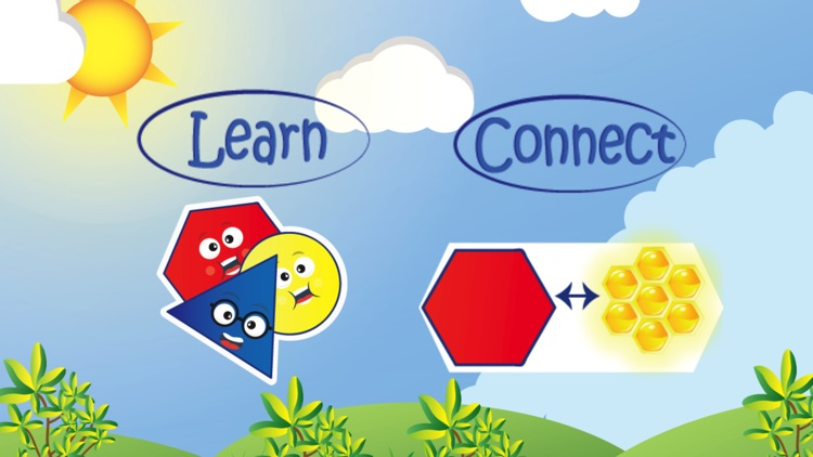 Shapes for toddlers preschool