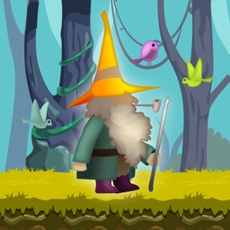 Elderling Adventure - Addicting Time Killer Game