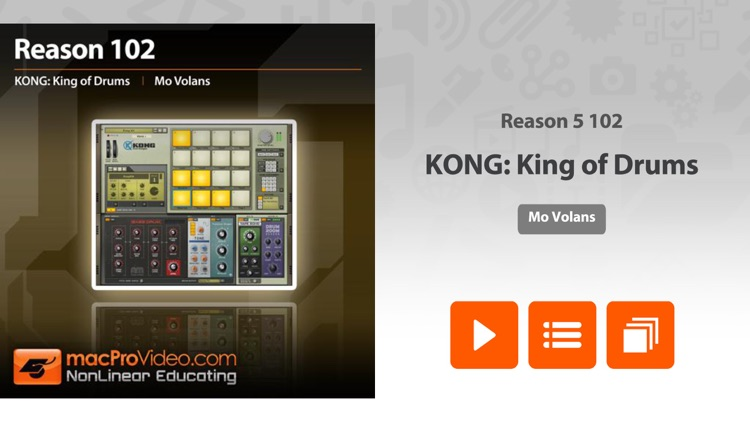 KONG: King of Drums 101 screenshot-0