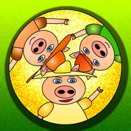 The Three Little Pigs * Multi-lingual Stories