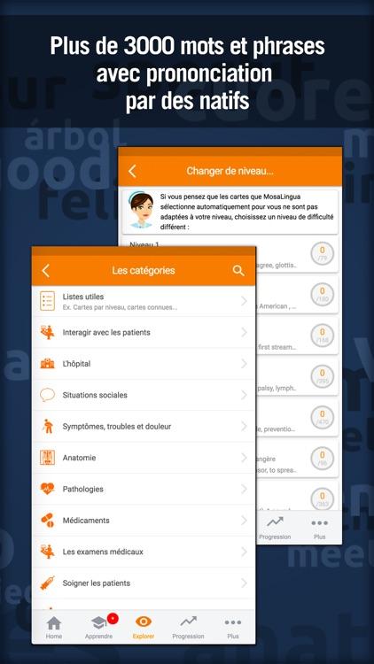 Apprendre l'Anglais Médical screenshot-3