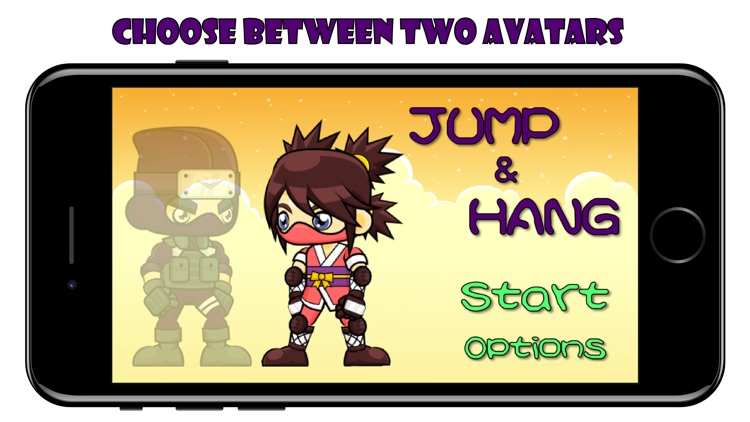 Jump & Hang screenshot-0