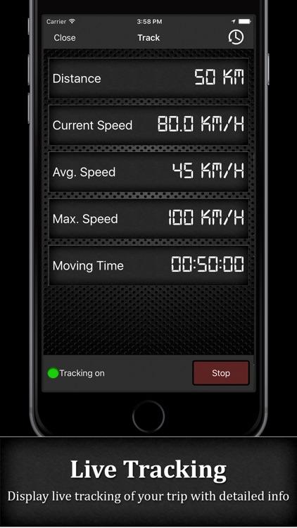 Speedometer HD PRO (GPS Speed Tracker)