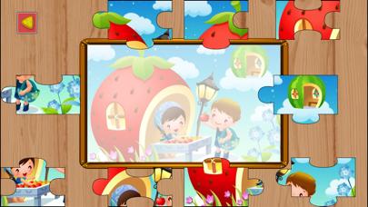 点击获取Kids Fairy Tale Jigsaw Puzzles