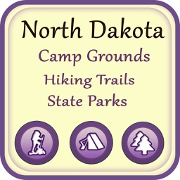 NorthDakota Campgrounds & Hiking Trails,State Park