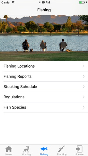 Arizona Hunting and Fishing on the App Store