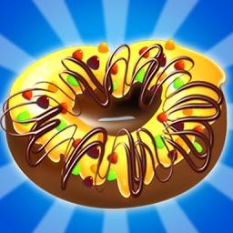 Donut Games: Dessert Maker