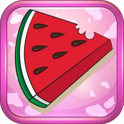 Fruits Splash Coloring Book for Kids Painting Game