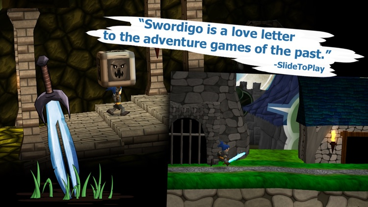Swordigo screenshot-2