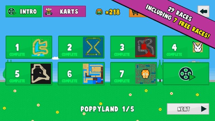 Poppy Kart screenshot-3