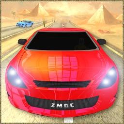 City GT Racing Car Drag