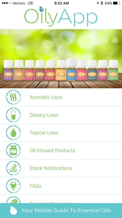 Oily_App Screenshot