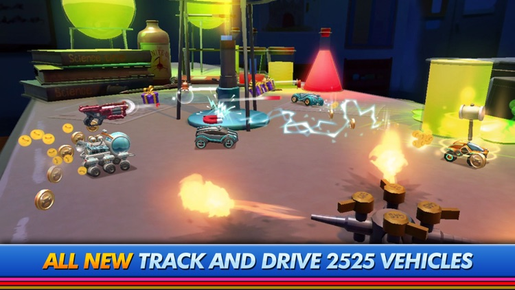 Micro Machines screenshot-2