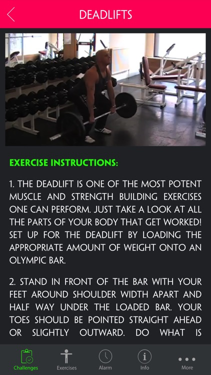 Muscle & Strength Full Body Workout Routine