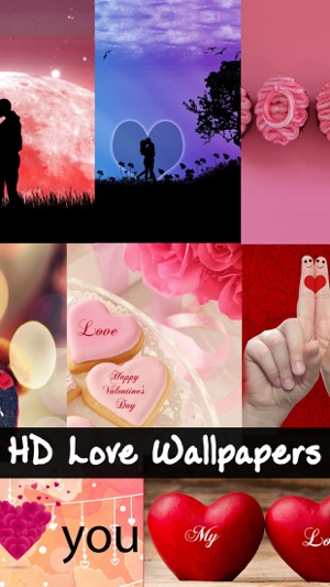 Valentine S Day Love Backgrounds Wallpapers Hd On The App Store
