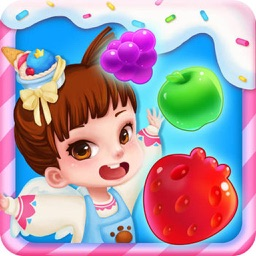 Cookie Candy Smash King : Sweet joy