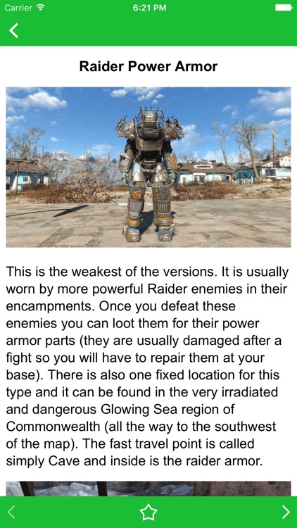 Ultimate Guide for Fallout 4 screenshot-3