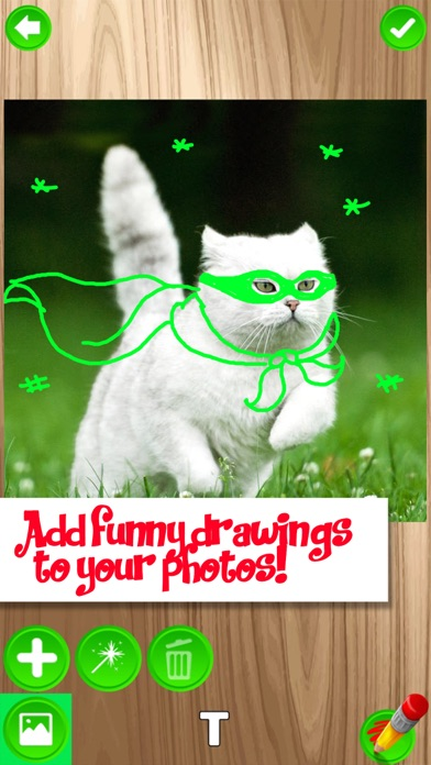 Doodle on Photo – Write Text and Draw on Pictures screenshot three