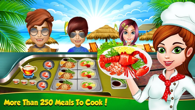 Cooking Dash Story - Fast Food Store & Burger King