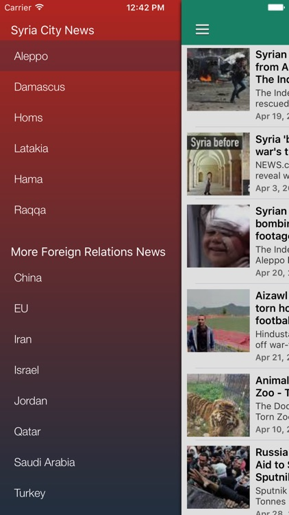 Syria News Now - Latest Updates in English screenshot-4