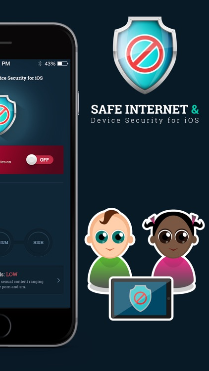Parental Control - Safe Internet Surf & Search