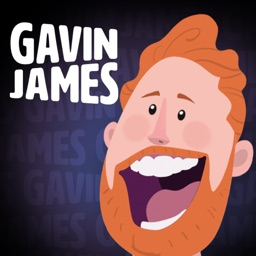 Gavin James iMessage Stickers