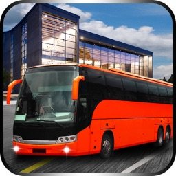 Down Town City Bus Driver: Transport Simulation 3D