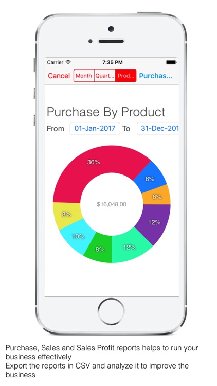 InventoryOnCloud : Inventory Manager for Retailer screenshot-4