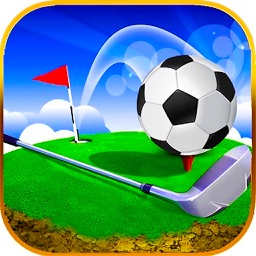 Football Golf Fusion - footgolf game