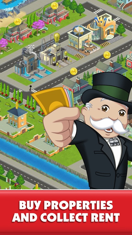MONOPOLY Towns screenshot-1