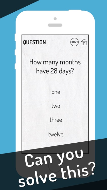 Tricky Quiz - Genius Brain Test!