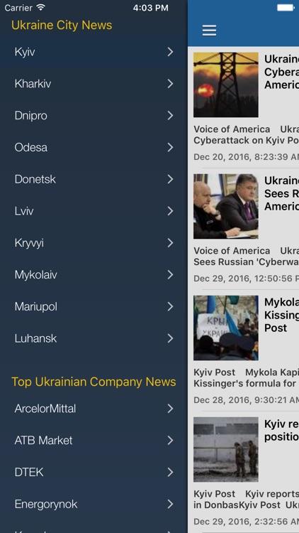 Ukraine News Today in English Free screenshot-3