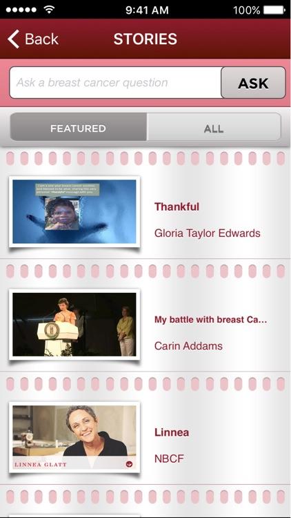 Breast Cancer: Beyond The Shock screenshot-4