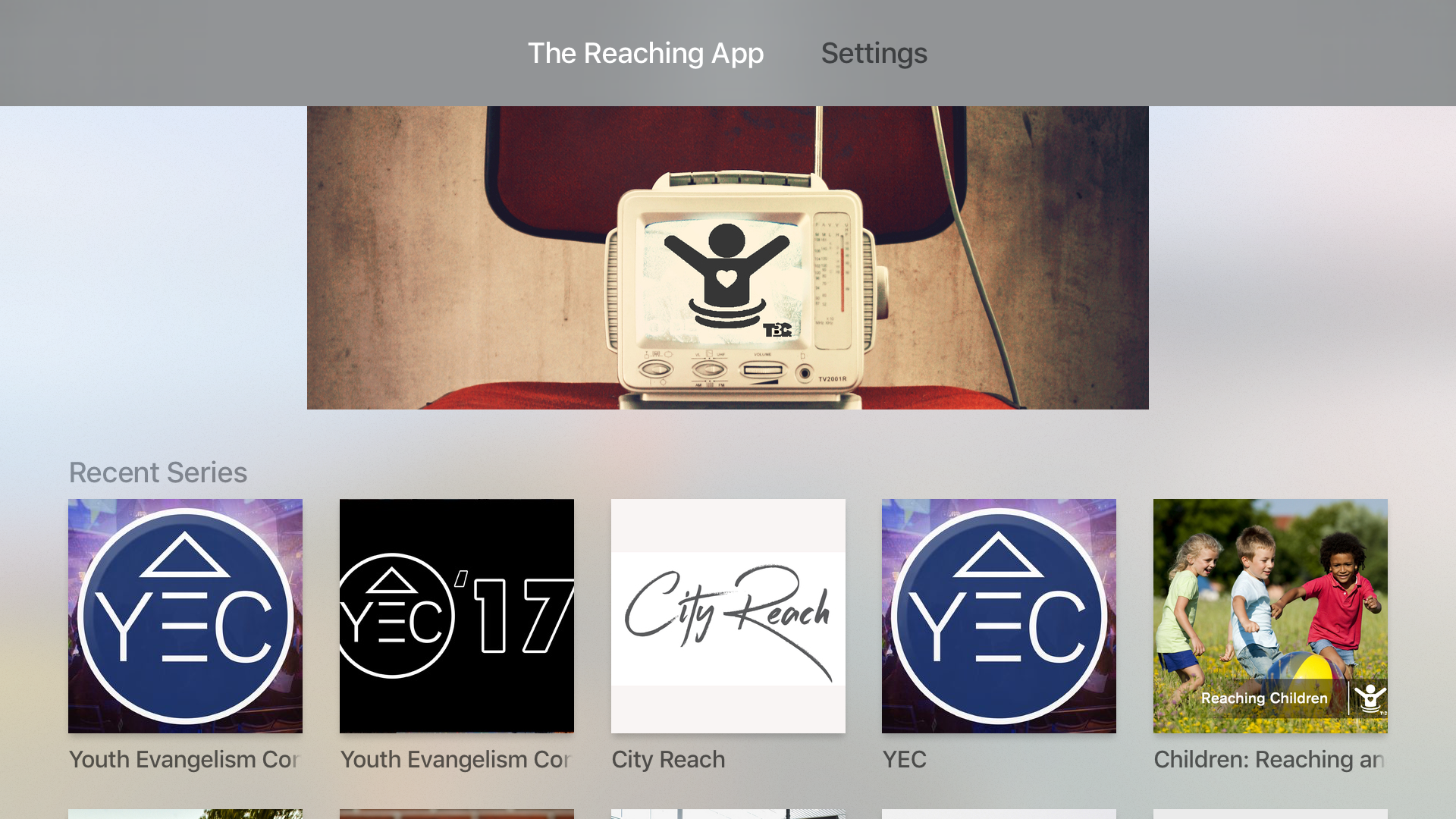The Reaching App screenshot 7