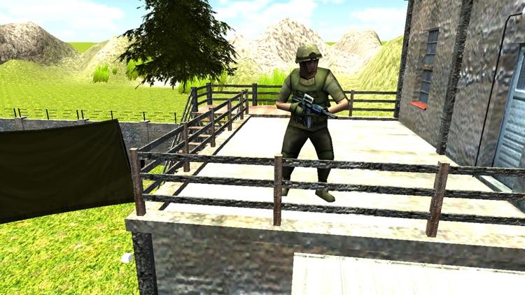 Last Commando Assassin Attack: Sniper Death Shoot screenshot-3