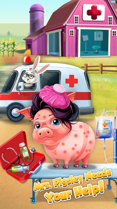 Farm Animal Hospital 3Screenshot of 3