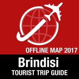 Brindisi Tourist Guide + Offline Map