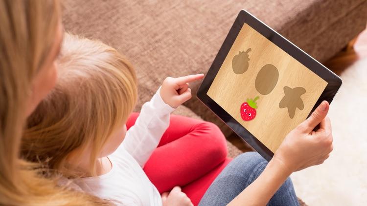 Sorting Baby Blocks: children's educational puzzle