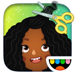 Toca Hair Salon 3 app