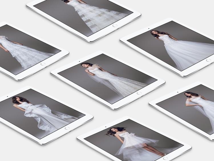Wedding Dress Design Ideas 2017 for iPad